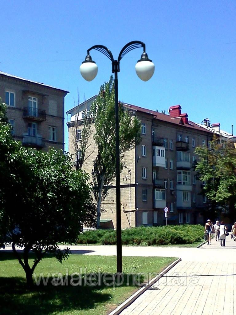 Парковые короны и кронштейны опор освещения - Walder в Хмельницком