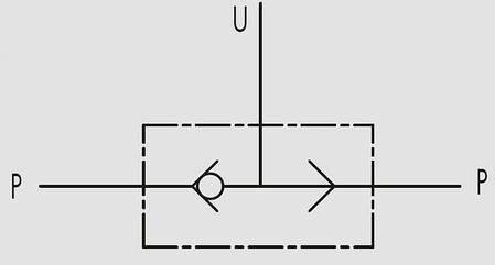 "Клапан типа ""ИЛИ"" - G 3/8, 45 л/мин, фото 2"