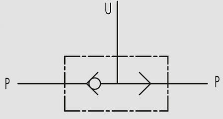 "Клапан типу ""АБО"" - G 1/4, 30 л/хв, фото 2"