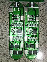 Плата заряда-разряда для 4шт LI-ION аккумуляторов