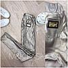 """Женские стильные лосины серебро с карманами """"DG"""" серебро, универсал"""