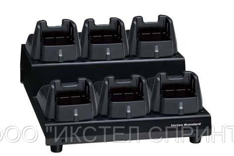 VAC-6300С — 6-ти позиционное зарядное устройство для FNB-V104/103
