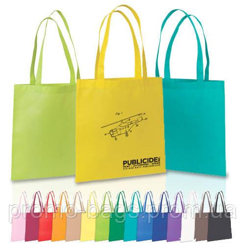 Эко сумка из спанбонда простая  продажа, цена в Киеве. галантерея и ... 99804e6afc3