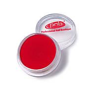 Цветная акриловая пудра PNB 05 красный, 2 гр
