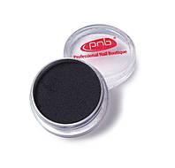 Цветная акриловая пудра PNB 06 черный , 2 гр