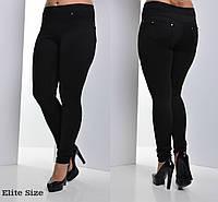 Женские зимние брюки-лосины больших размеров, фото 1