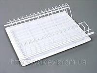 Сушка для посуды 500 белая Standard 1 REJS WE06.1625.01.010