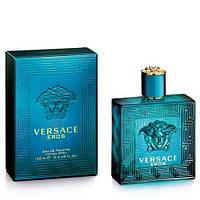 Туалетная вода Versace EROS 100 ml.
