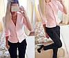 Женский костюмчик: пиджак и брюки (3 цвета)