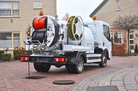 Каналопромывочная машина 140 bar - 60l/m Smart Combi 1500л.3,5-4,6 тонн