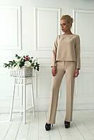 Женский красивый костюм-двойка:кофта и брюки (9 цветов), фото 1