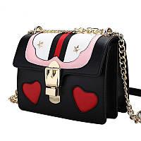 Жіноча сумка Fansty Серце, фото 1