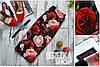 Женская стильная юбка-карандаш (5 цветов) S-M, принт-3