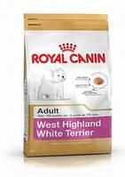 Royal Canin сухой корм для вайт терьера 3 кг
