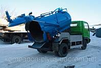 Очистка выгребных ям Киев.