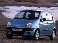 Автомобильные чехлы DAEWOO МАТИЗ с 2001
