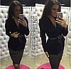 Женский стильный костюм:пиджак/жакет и юбка-карандаш (4 цвета)