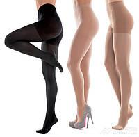 Колготы Tiana (профилактичные), закрытый носок, черный, 40 ден, 2