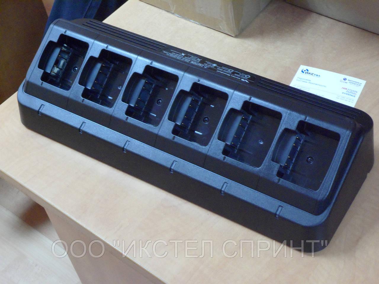 VAC-6058 (GMLN5392A) — 6-ти позиционное зарядное устройство для FNB-V132, фото 1