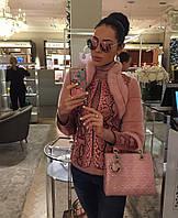Жіноча куртка зі шкіри пітона / Женская куртка из кожи питона 0602