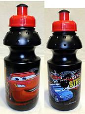 """Набор """"Cars - Тачки"""" в коробке. Бутылка и Ланч бокс (ланчбокс), фото 3"""
