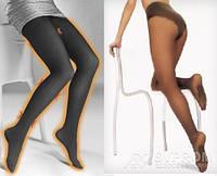 Колготки Solidea Naomi Ccl 1, закрытый носок, черный, 140 ден, 4XL-XL, фото 1