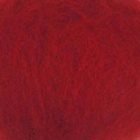 Шерсть кардочес Maori Италия DHG 27мкм - цвет огонь