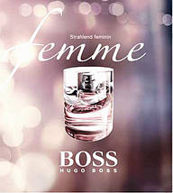 Hugo Boss Femme парфюмированная вода 75 ml. (Хуго Босс Фем), фото 2