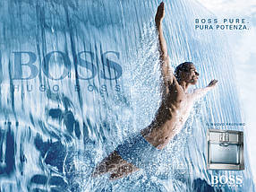 Hugo Boss Boss Pure туалетная вода 75 ml. (Хуго Босс Босс Пуре), фото 3