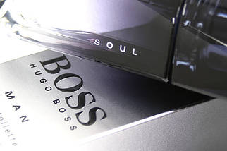 Hugo Boss Boss Soul туалетная вода 90 ml. (Хуго Босс Босс Соул), фото 3