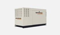 Трехфазный газовый генератор Generac QT022 (RG2224) (17,6 кВт)