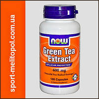 NOW Green Tea Extract 100 капс.
