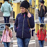 Женская красивая куртка (5 цветов), фото 1