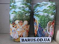 Формы для выпечки бумажные 110*85 Ангелы