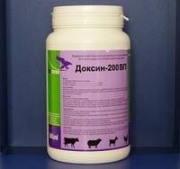 Доксин 200 ВС лечение  микоплазмоза насморка у голубей и животных