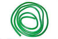 Эспандер - трубка для фитнеса зеленый