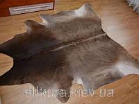 Шкура коровы коричнево-белая 08