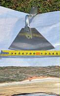 Сапка 150мм полукруглая нержавейка