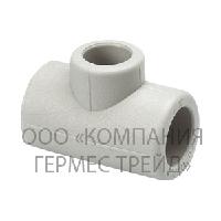 Тройник c переходом Ekoplastik, 20x16x20