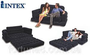 Надувной диван-трансформер 2в1 Intex, фото 2