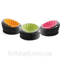 Надувное кресло Intex 3 цвета