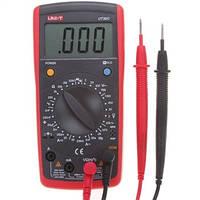 Цифровой мультиметр UNI-T UTM 139C (UT39C)