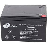 Гелевый аккумулятор ProLogix 12V 12AH (PS12-12) AGM