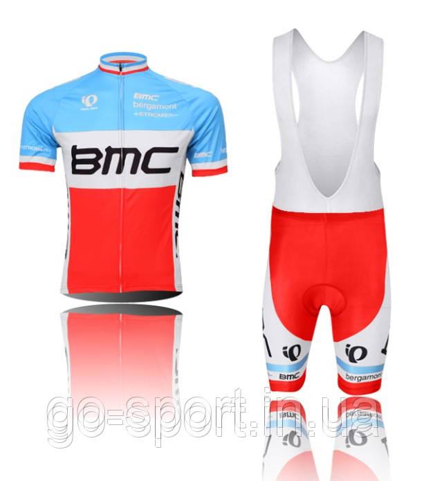 Велоформа BMC 2014