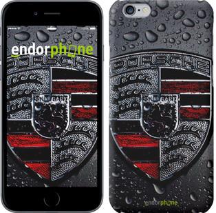 """Чехол на iPhone 6 Porsche 2 """"978c-45"""""""