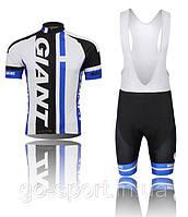 Велоформа Giant blue v1 2014