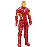 Железный человек (Marvel Titan Hero Series Iron Man),30см, Hasbro