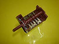 Переключатель 840502 для электроплит Ардо Беко Ханса 4- позиционный производство Испания Barcelona