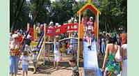 Детская площадка «Собственный мир ребенка»