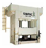 Прессы гидравлические SIMPAC